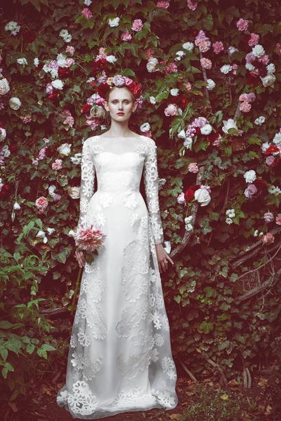 The Mabel Dress © Stone Fox Bride