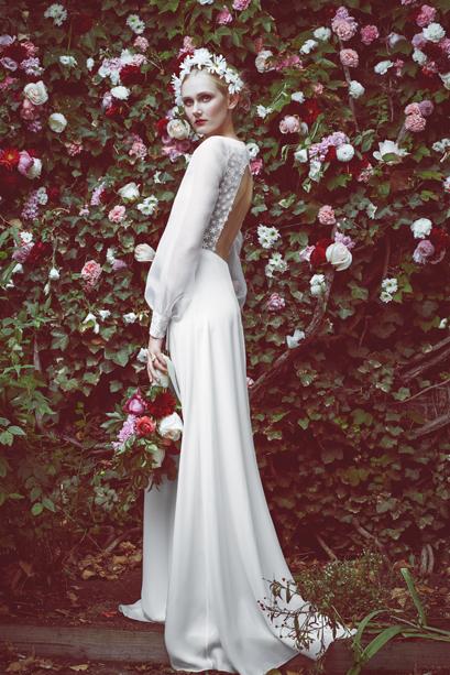 The Natasha Dress © Stone Fox Bride