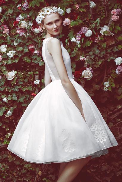 The Leith Dress © Stone Fox Bride