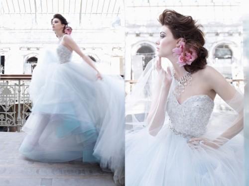 Vestido-de-novia-en-tonos-azules-Foto-Lazaro-2013-500x374