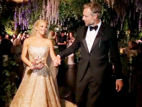 Jessica Simpson & Eric Johnson - Mariage dans un ronch californien
