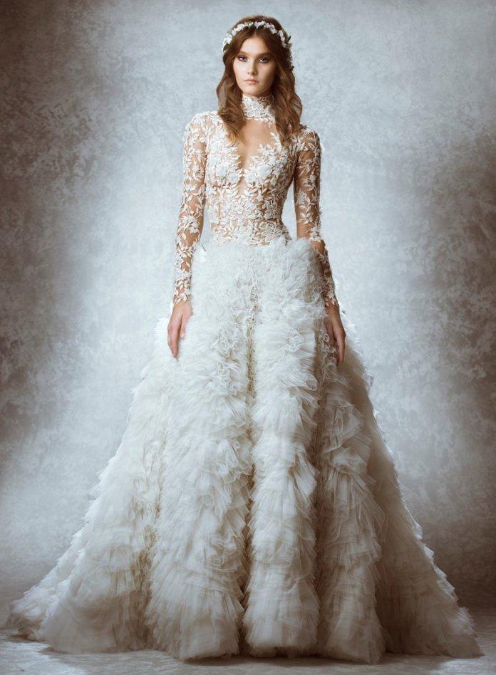 marioninette zuhair-murad-2015-fall-bridal-wedding-dresses