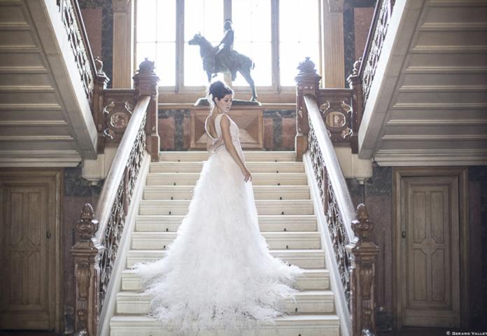 Mary Viloteau - robe de mariée - marioninette