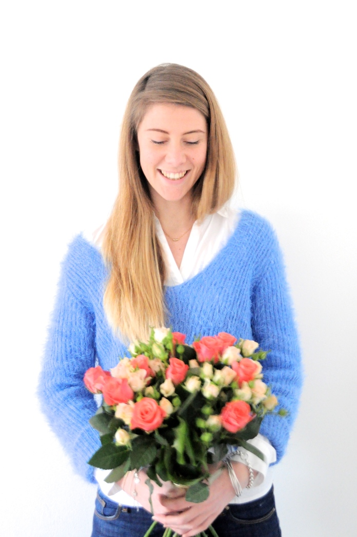 Bouquet de fleurs marioninette.com