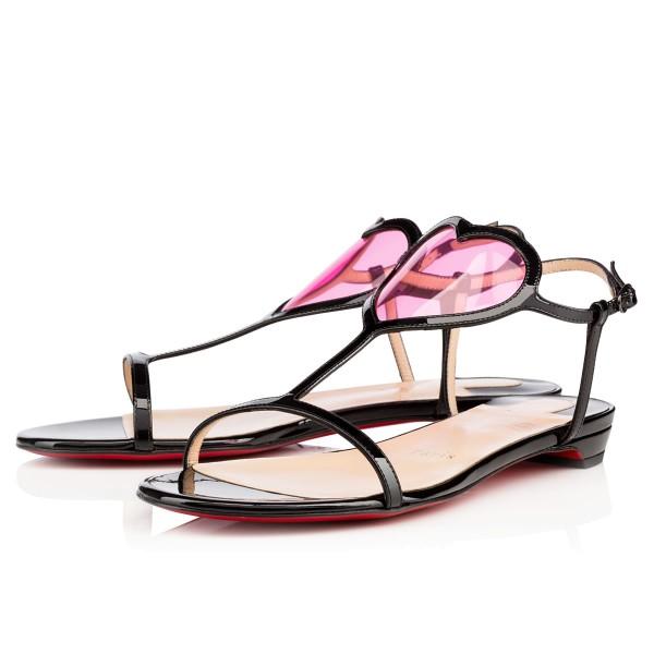 christian louboutin-cora-chaussures avec un coeur mariage marioninette.com 2