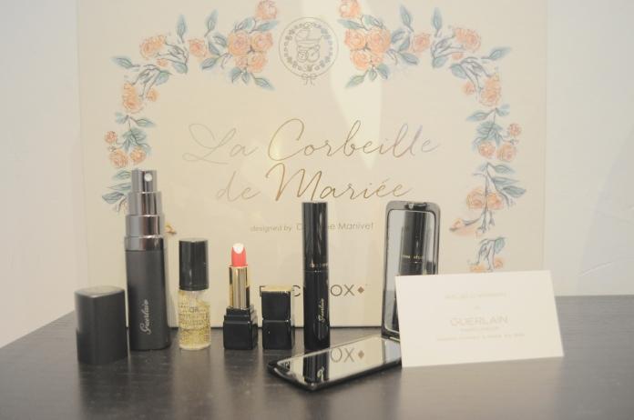 Birchbox La Corbeille de Mariée Delphine Manivet Guerlain box mariage bloge mariage marioninette.com3