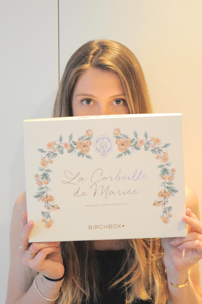 Birchbox La Corbeille de Mariée Delphine Manivet Guerlain box mariage bloge mariage marioninette.com5