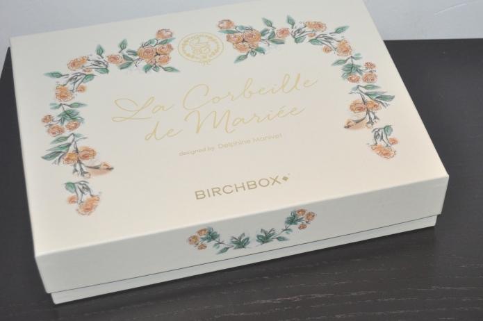 Birchbox La Corbeille de Mariée Delphine Manivet Guerlain box mariage bloge mariage marioninette.com6