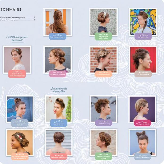l'art de se coiffer par les mercredis de daphné tuto coiffure blog mariage marioninette.com1