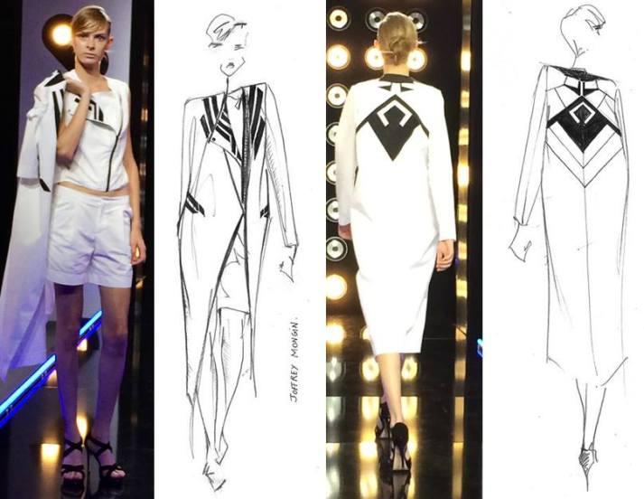 Projet Fashion D8 robe de mariée Delphine Manivet blog mariage marioninette.com13