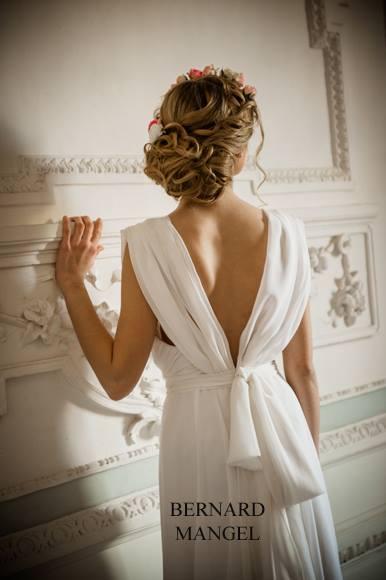 Robe de mariée Bernard Mangel Nice blog mariage marioninette.com