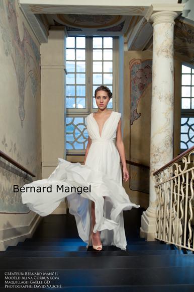 Robe de mariée Bernard  Mangel Nice blog mariage marioninette.com3