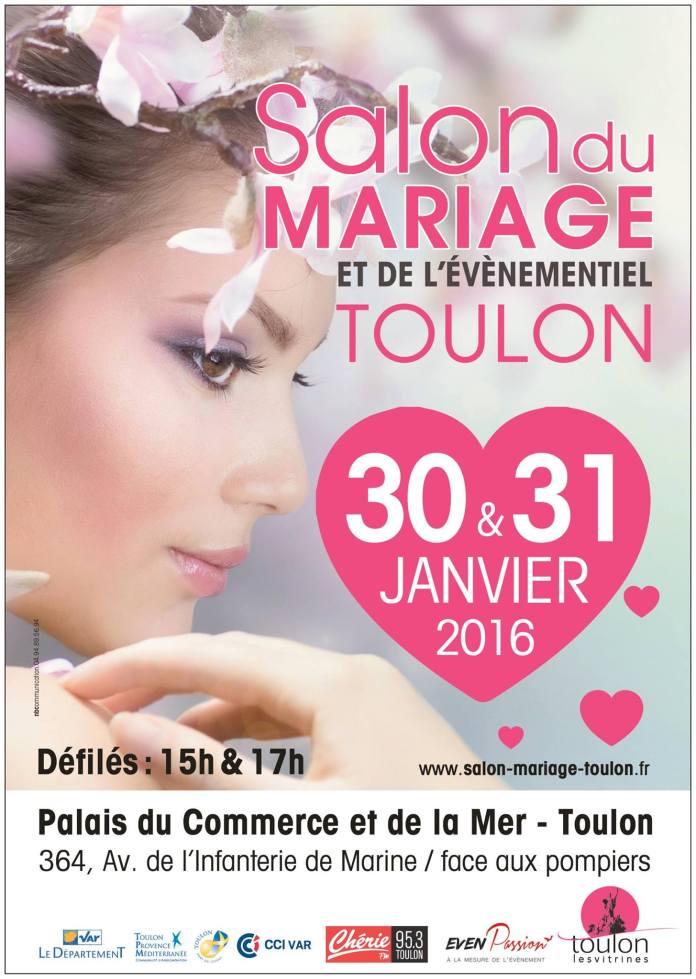 salon du mariage de toulon le 30 et 31 janvier blog mariage marioninette.com