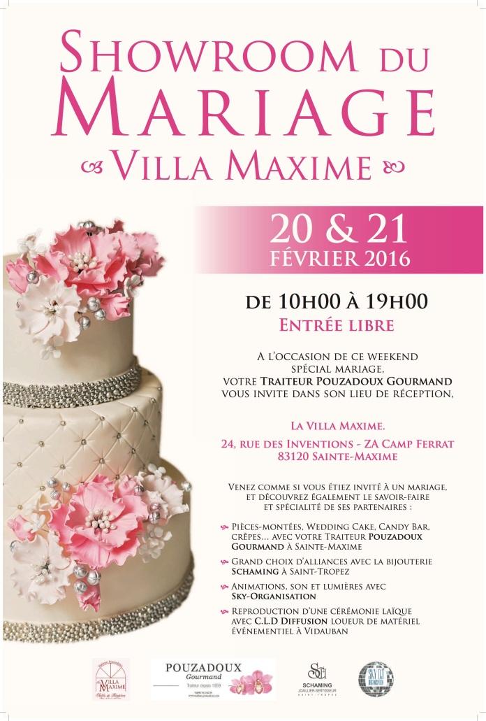 Showroom salon du mariage a sainte maxime villa maxime blog mariage marionnette saint tropez 2