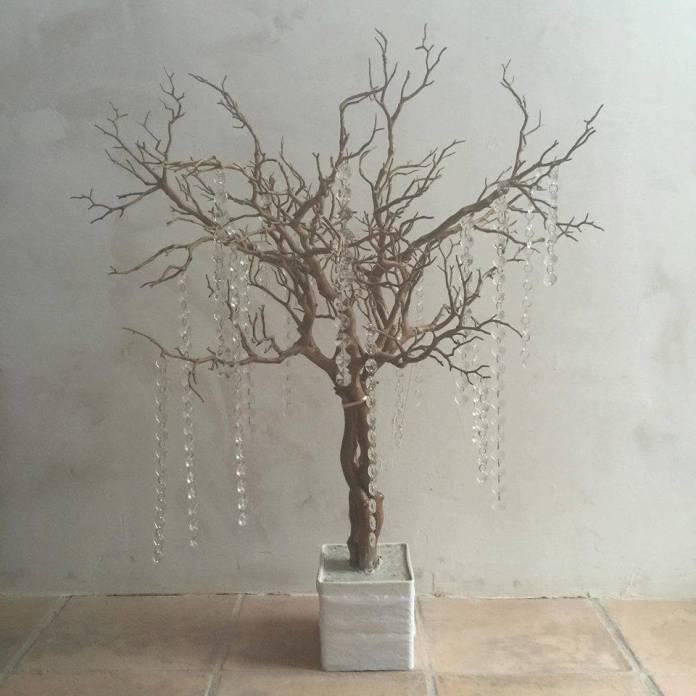 Un arbre à voeux © D'amour et de Déco