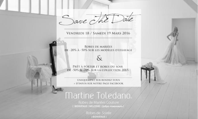 Martine Toledano réductions robes de mariée nice blog mariage marionnette.com