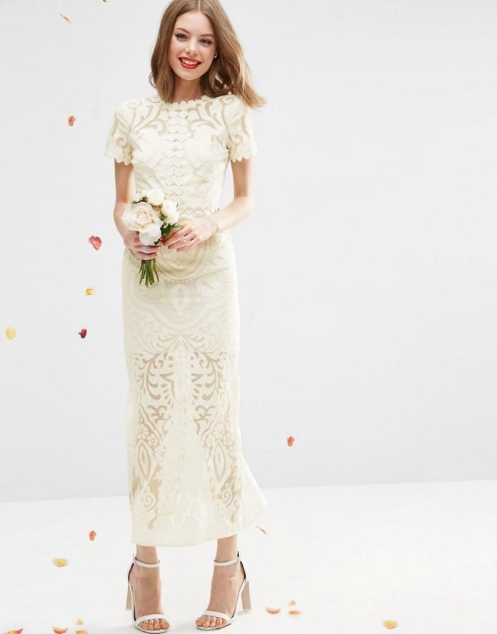Asos bridal robe de mariée blog mariage var saint tropez marioninette.com